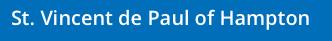 Saint Vincent de Paul | Hampton